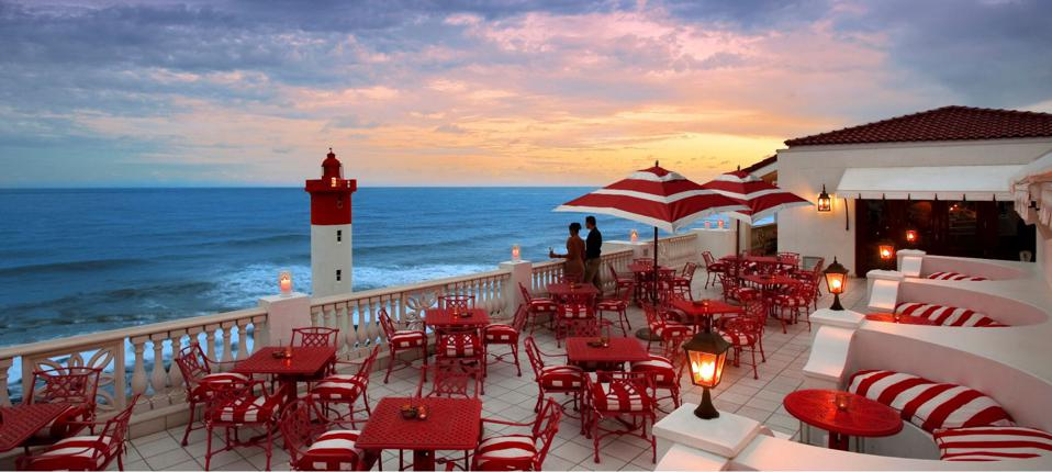 Oyster Box hotel South Africa