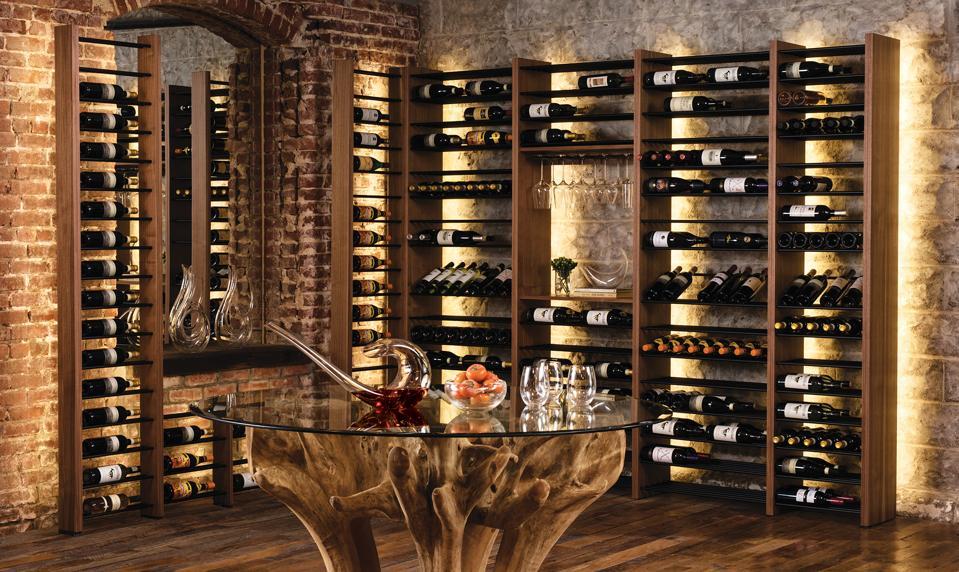 Wine cellars get an upgrade