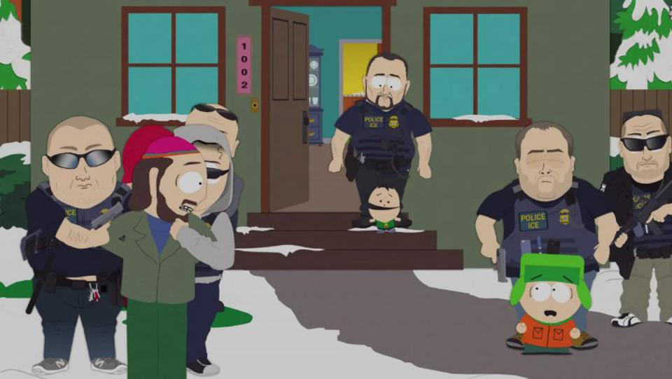 'South Park' Review: 'Mexican Joker' Highlights The Horrors Of 2019