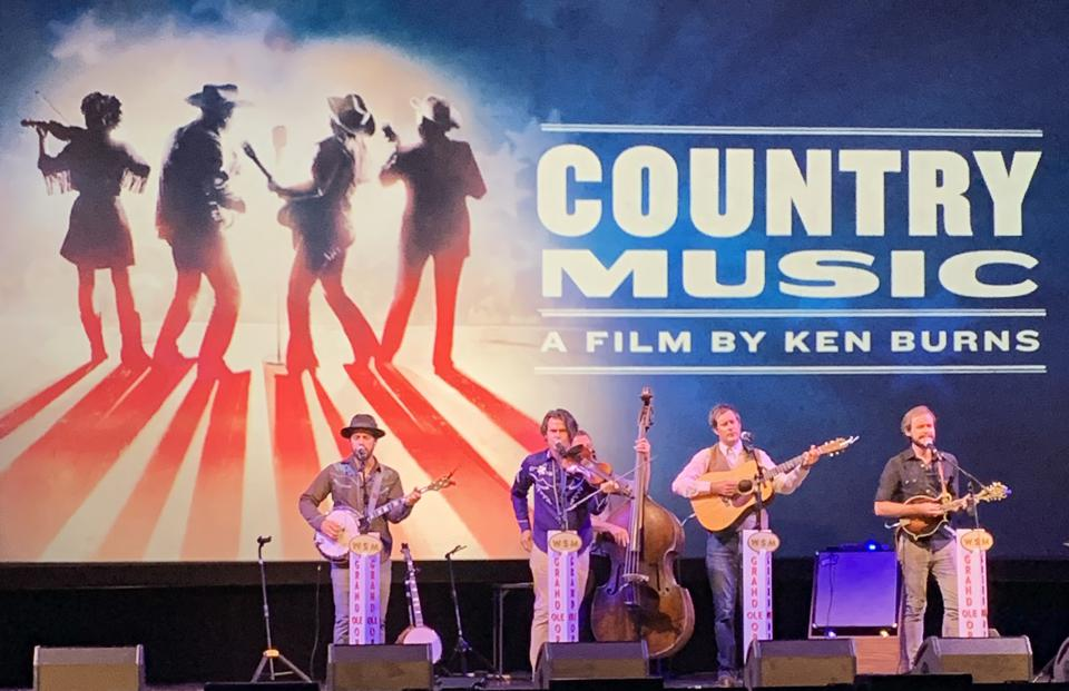 Preview of Ken Burns' ″Country Music″ film at the Grand Ole Opry