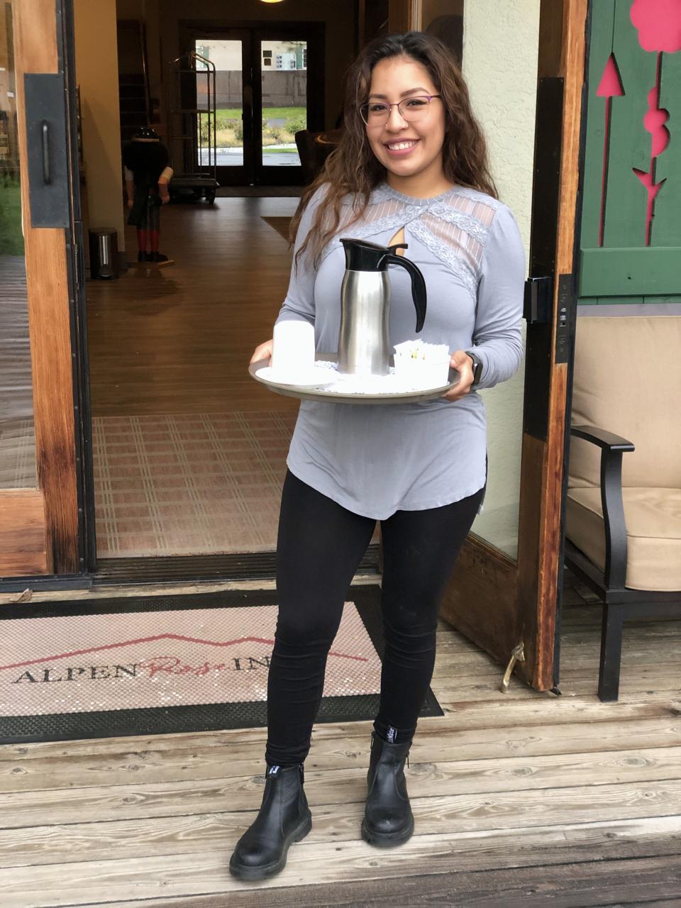 Alpen Rose Inn Leavenworth