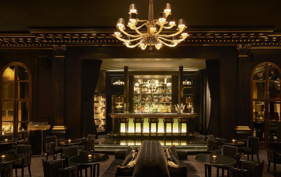 The Savoy London, Beaufort Bar