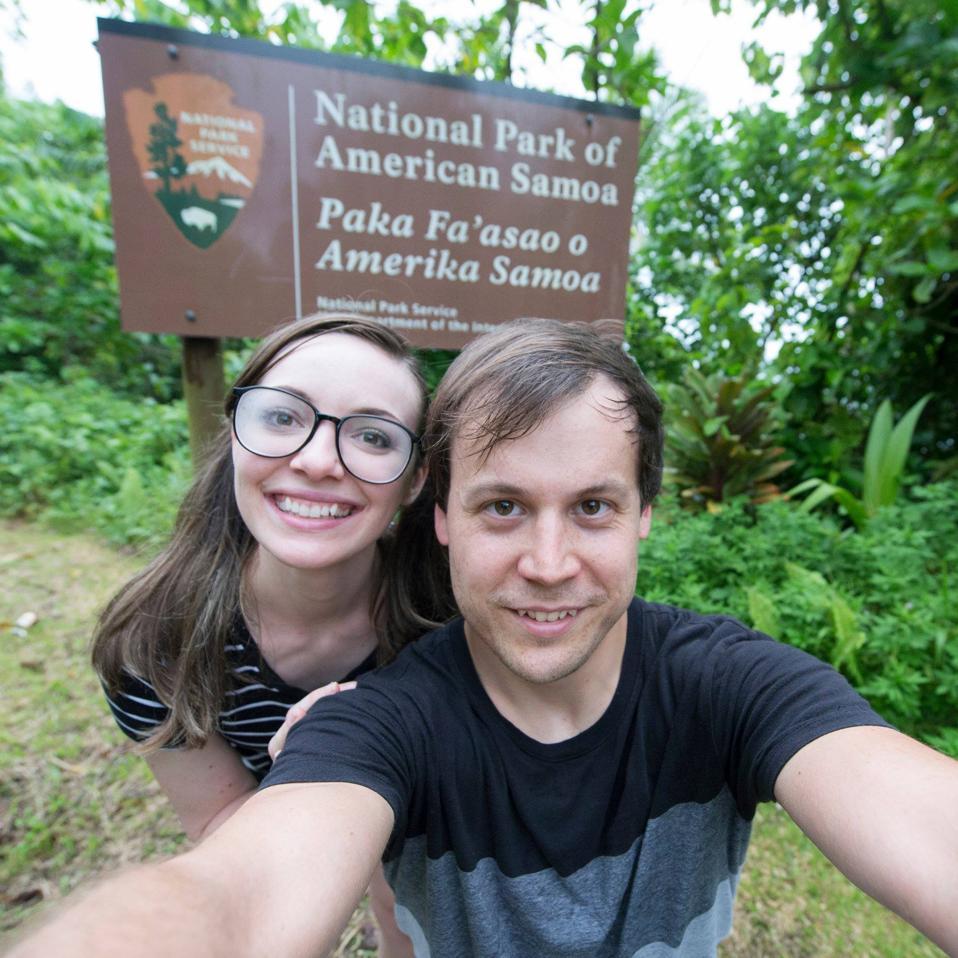 Lauren and Steven Keys spent seven months visiting every U.S. national park.