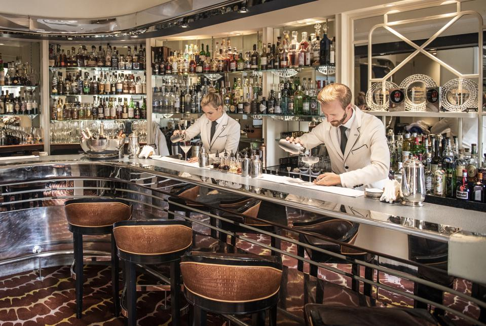 The Savoy London, American Bar