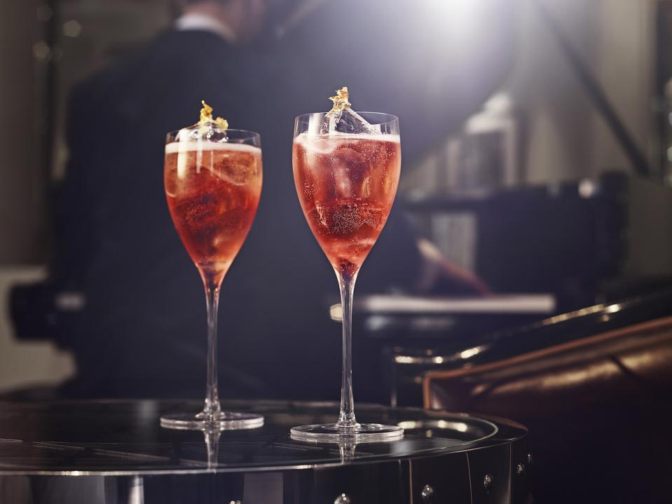 The Savoy London, American Bar cocktails