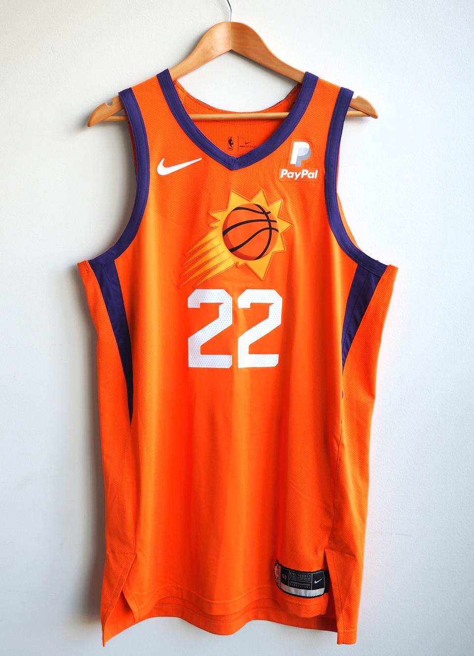 suns jersey
