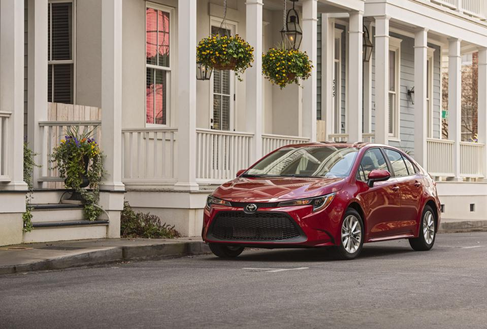2020 Corolla Review.2020 Toyota Corolla Xse Test Drive And Review 12th Time S