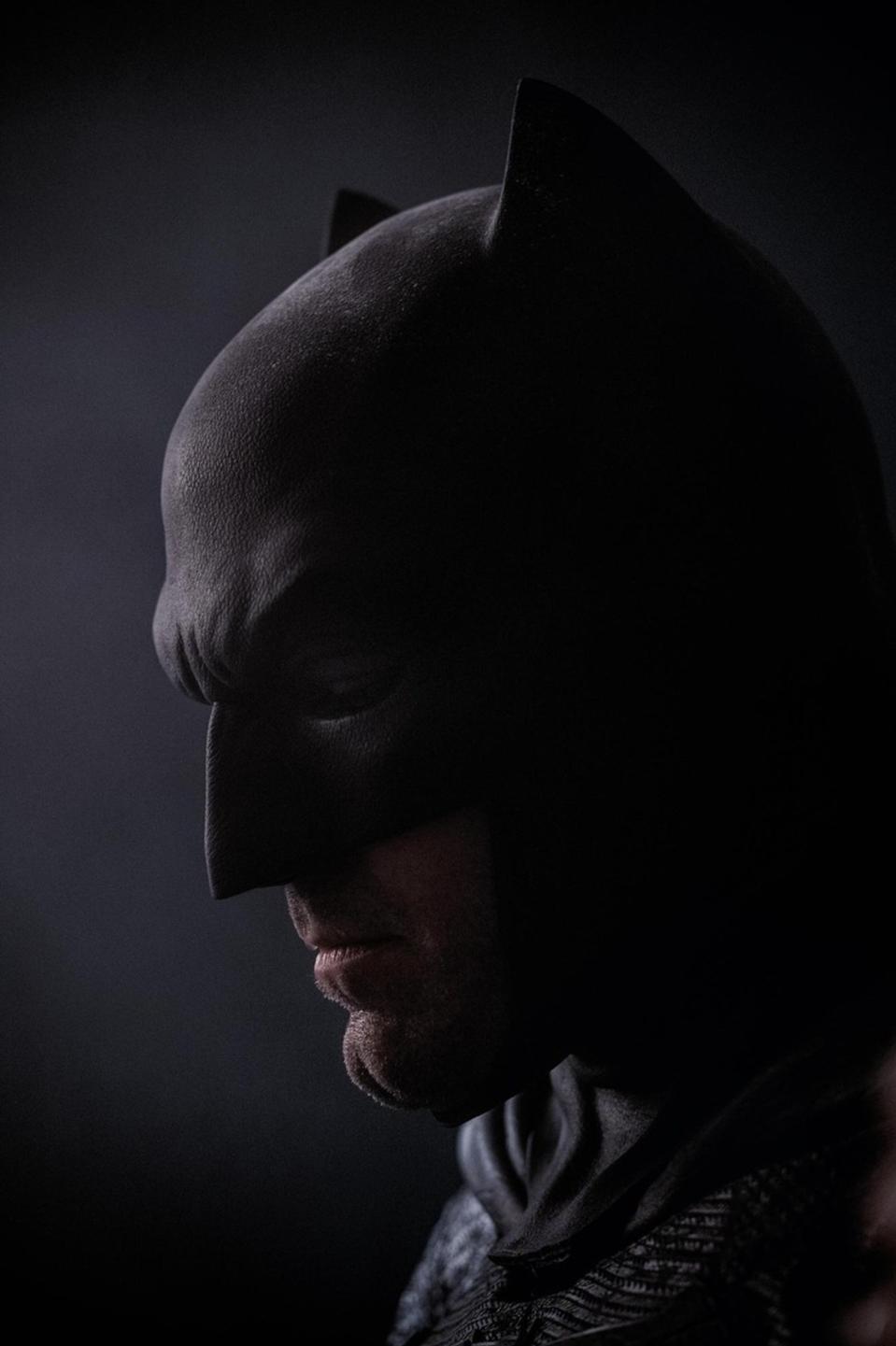 Ben Affleck as Batman in Warner's ″Batman v Superman″