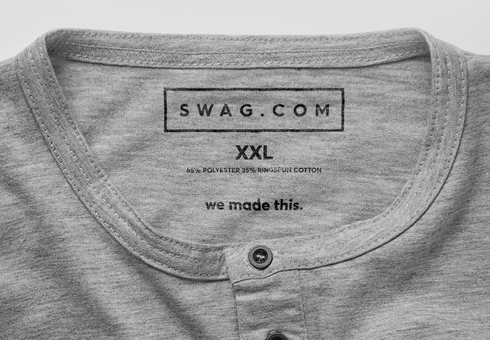 Swag.com t-shirt