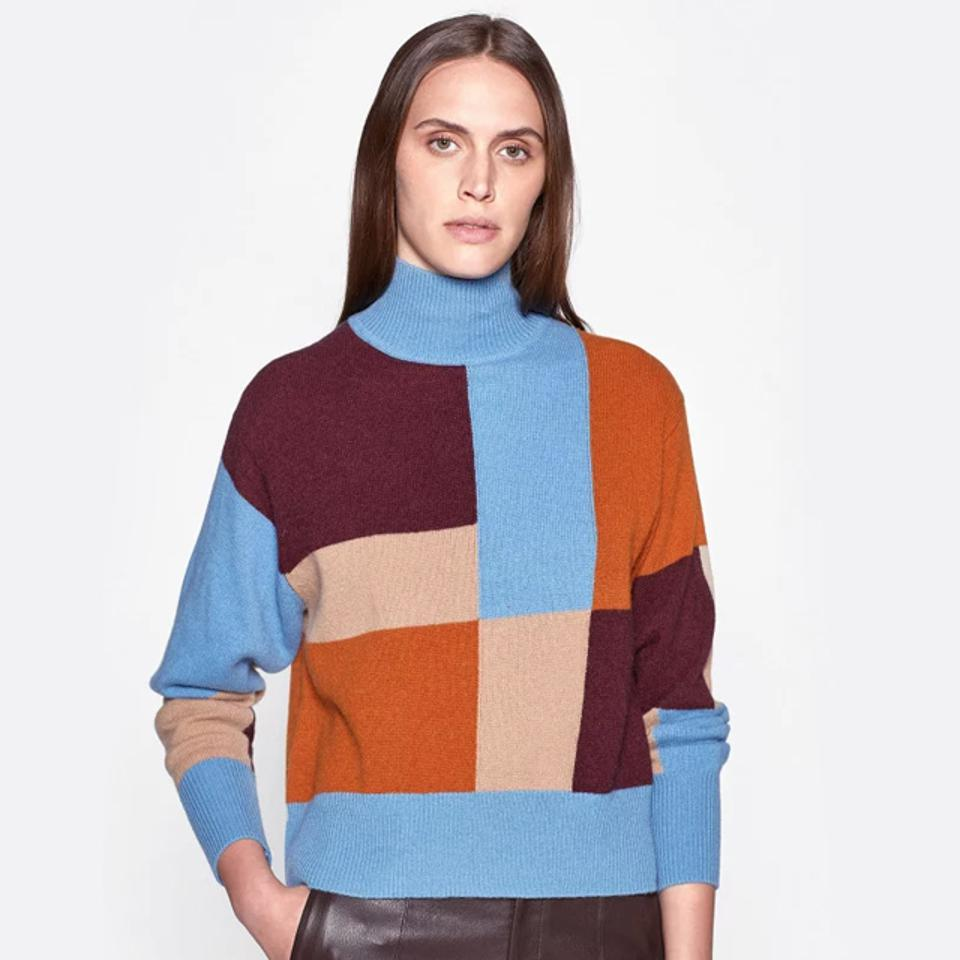 Equipment Voulaise Wool Sweater