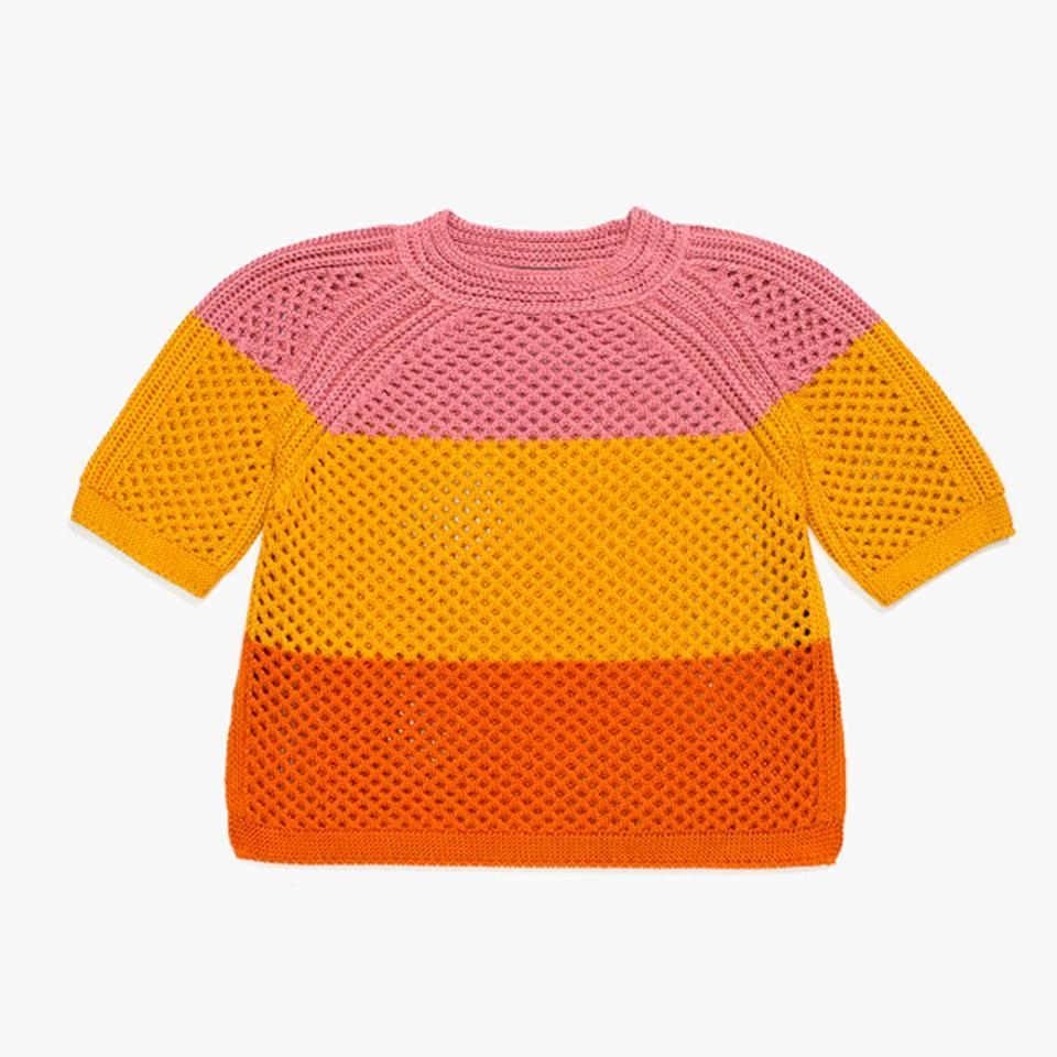 Loro Piana Girocollo Myrtos Sweater