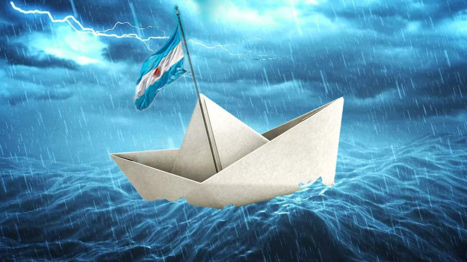 Argentina continues to navigate turbulent waters, as the black market premium takes over.