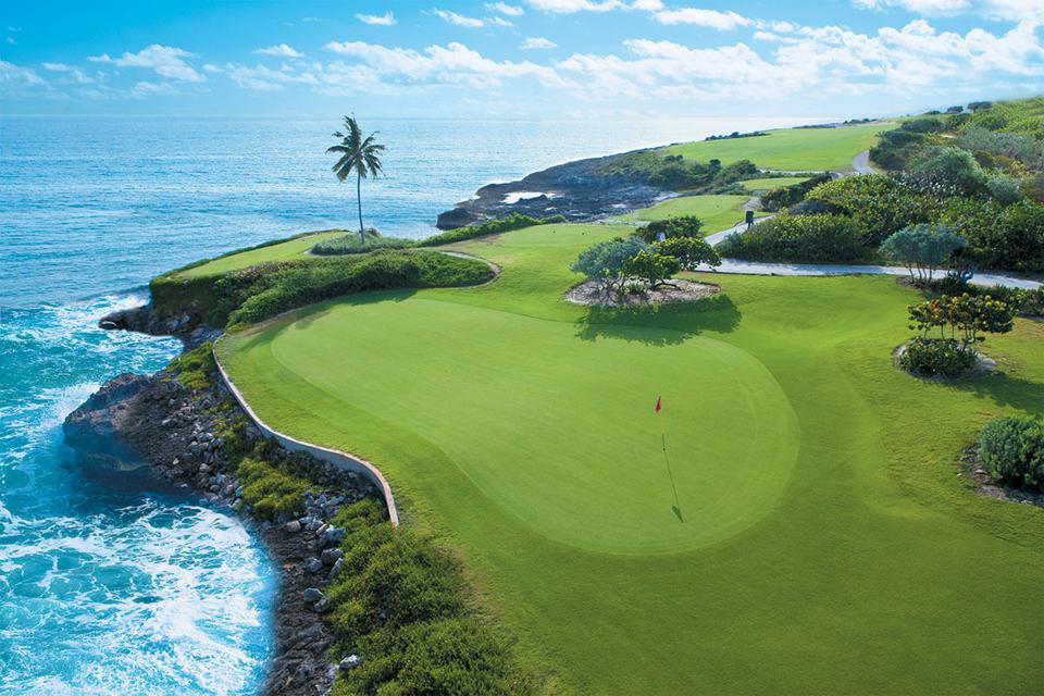 The Sandals Emerald Bay Golf Course