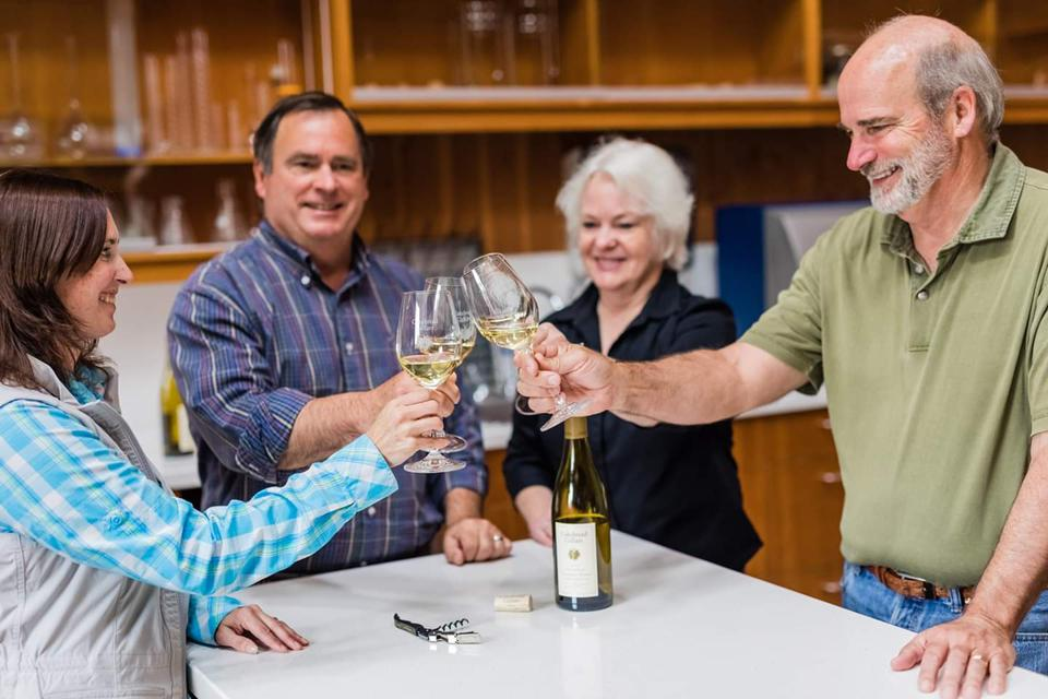 Famous Napa Valley Wine Brand Turns Out To Be Rooted In Family