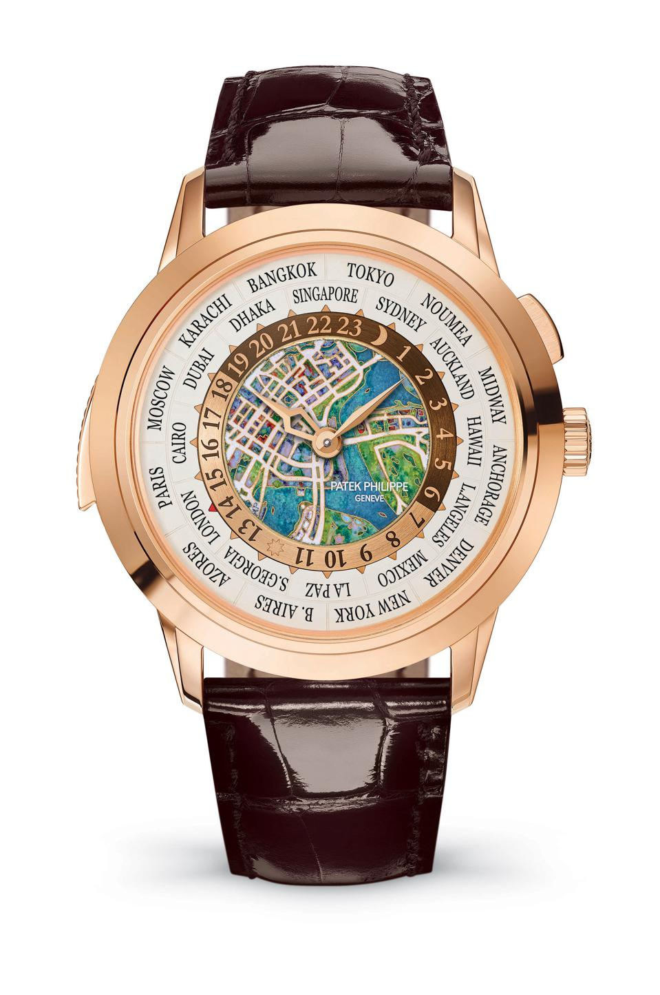 5531 World Time Minute Repeater