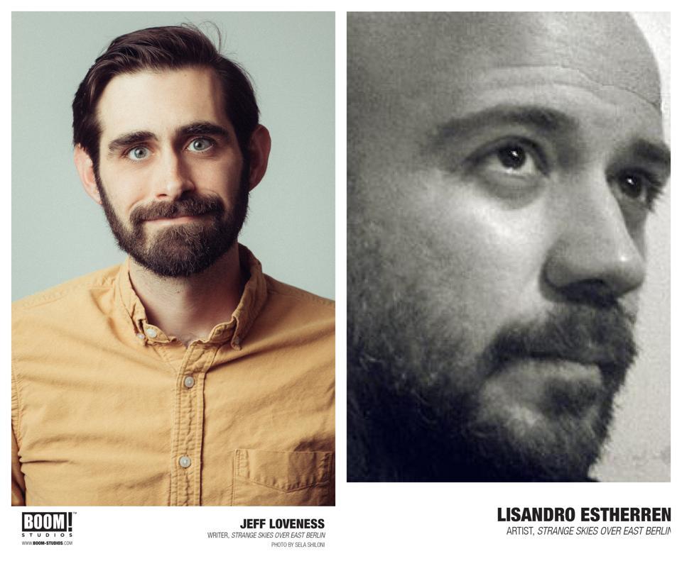 Jeff Loveless & Lisandro Estherren