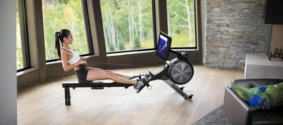 Nordic Track RW900 rowing machine