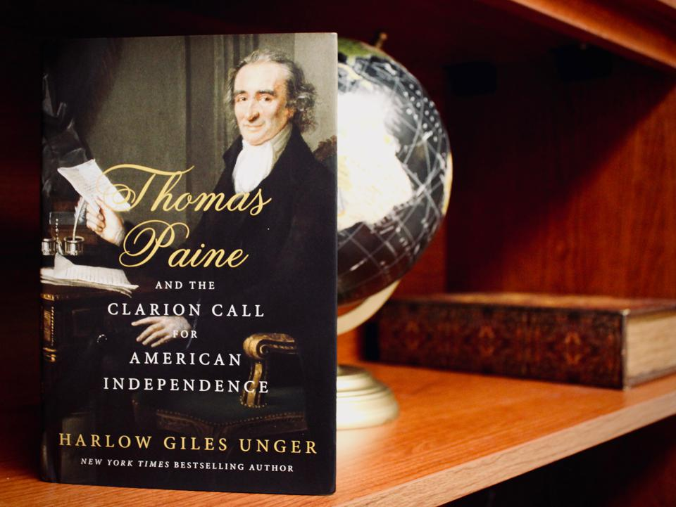 Thomas Paine and the words that sparked America's war for independence.