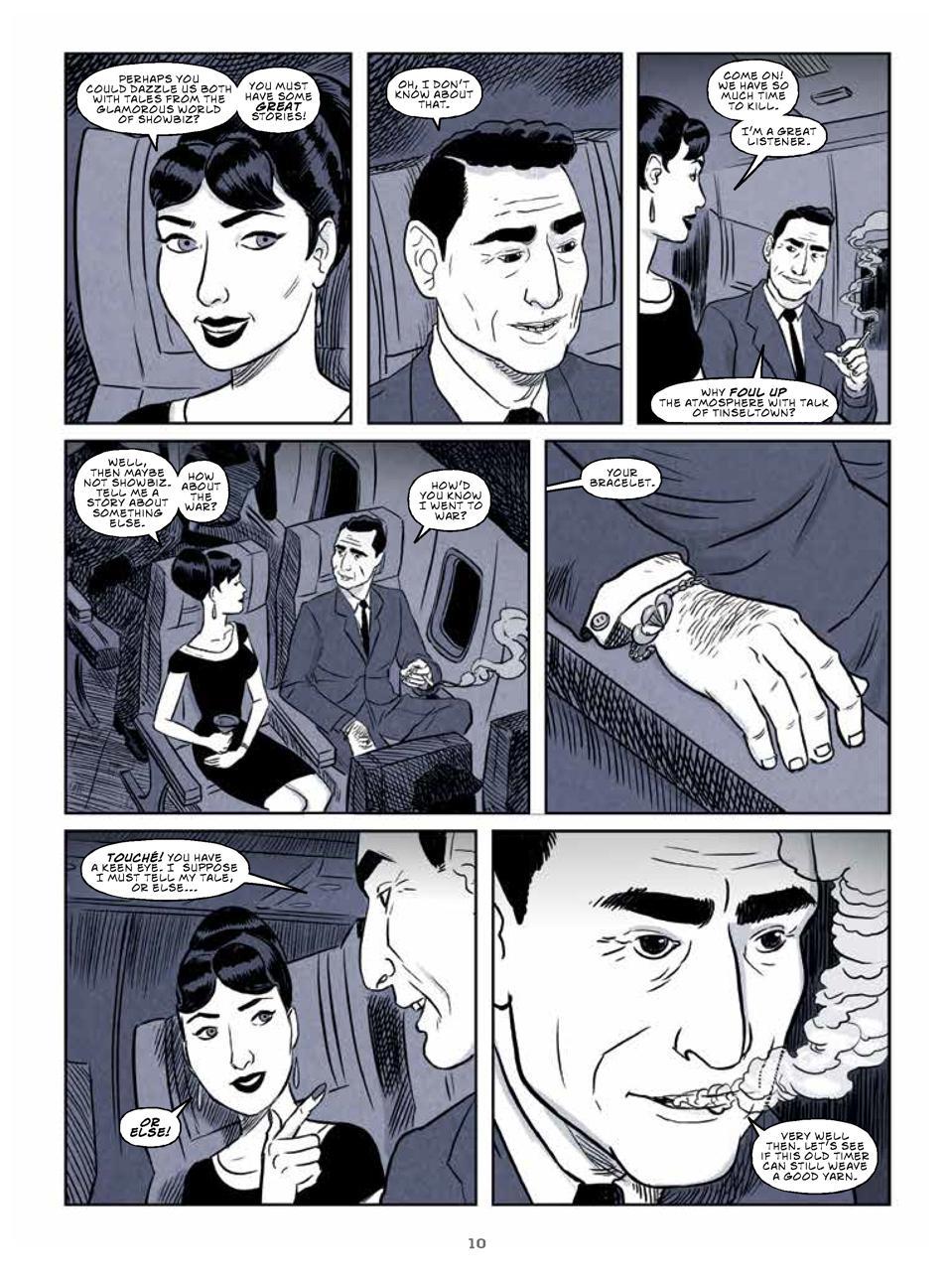 Twilight Man