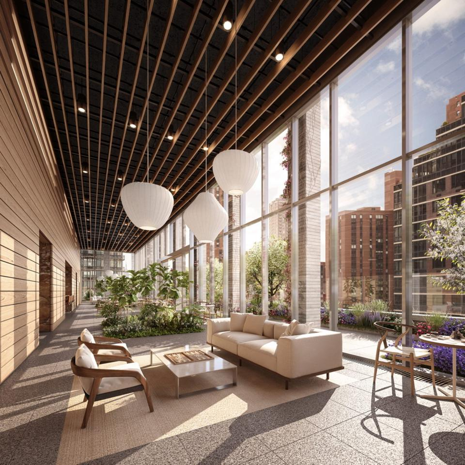 These NYC Senior Residences Come With Luxury Condo Amenities