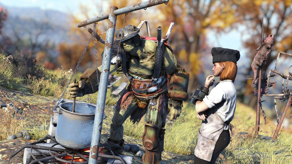 'Fallout 76' Could Definitely Use More Events Like 'Meat Week'
