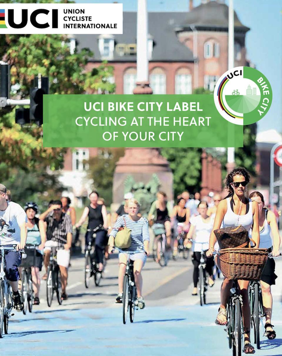 Bike city cover.