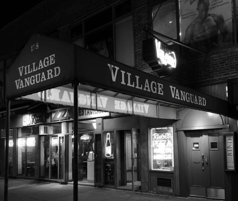 Village Vanguard in Greenwich Village, New York