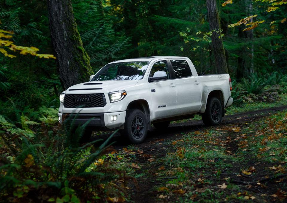 Review The 2020 Toyota Tundra Is A