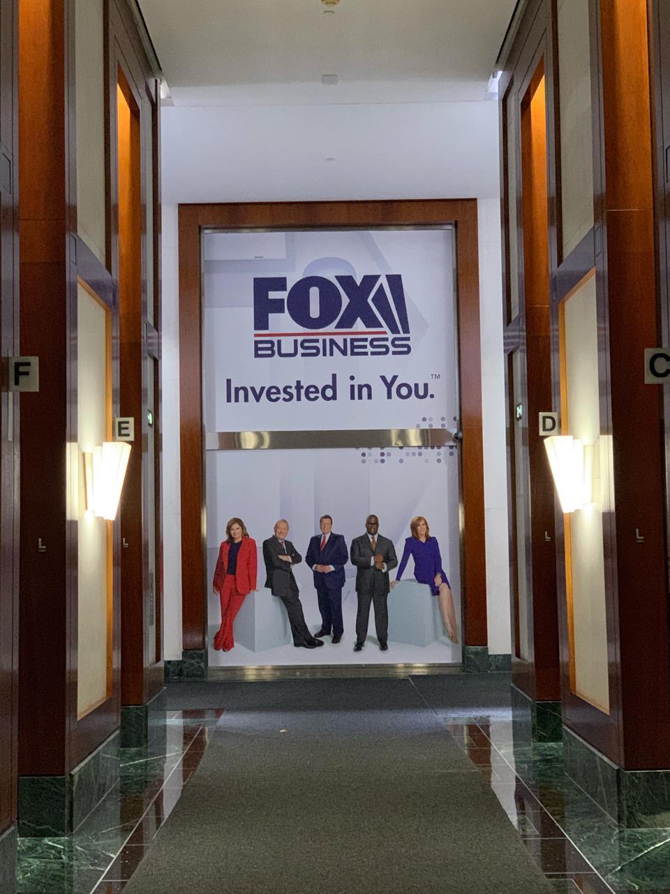 Fox Business, Maria Bartiromo