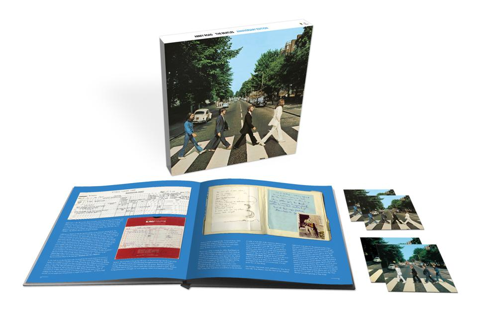 ″Abbey Road″ Anniversary Edition- Super  Deluxe