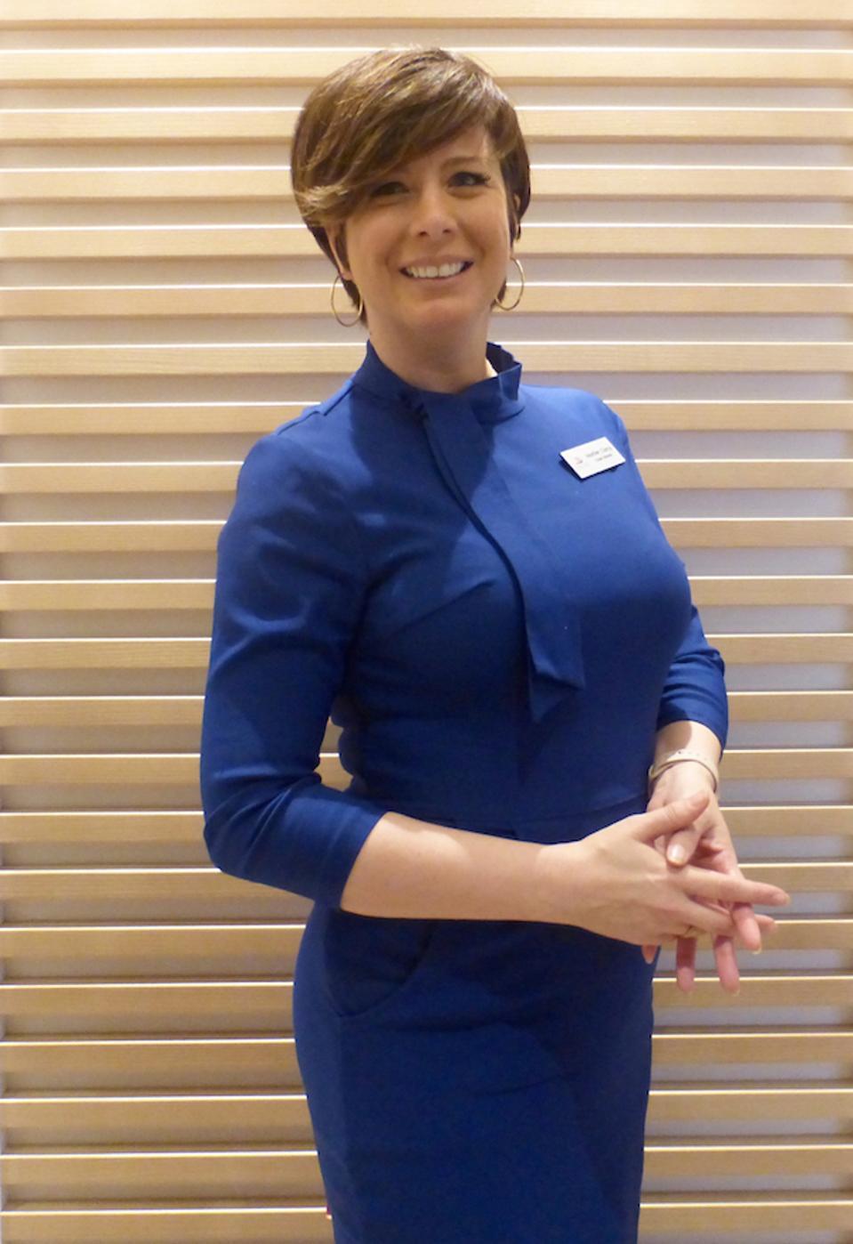 Heather Clancy, Viking Ocean Cruises
