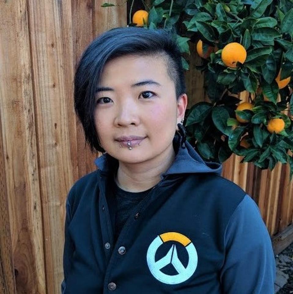 Nan Chu, games director at Endless