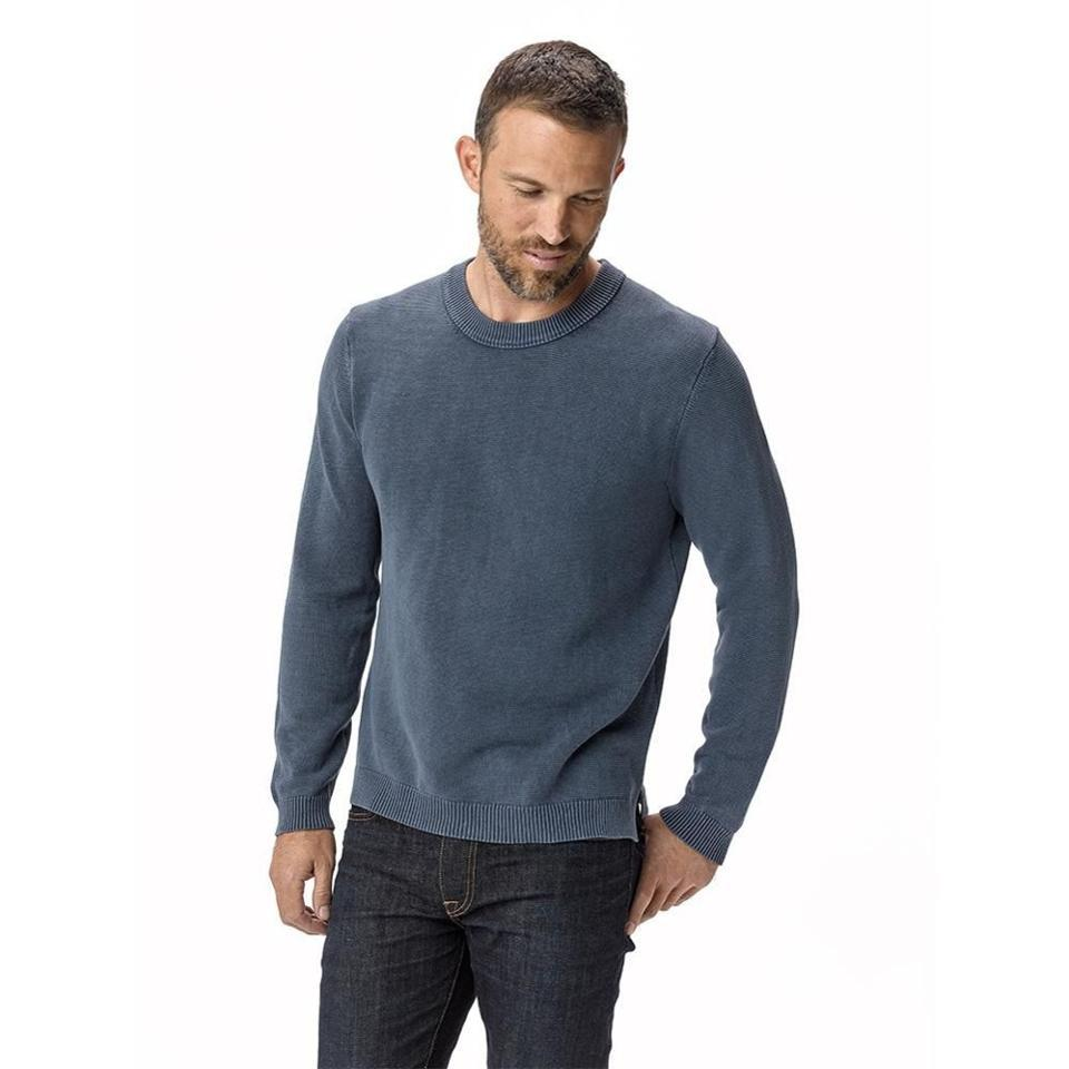 HOT Men/'s Casual Slim Crew Neck Knitted Cardigan Pullover Jumper Sweater Tops 50