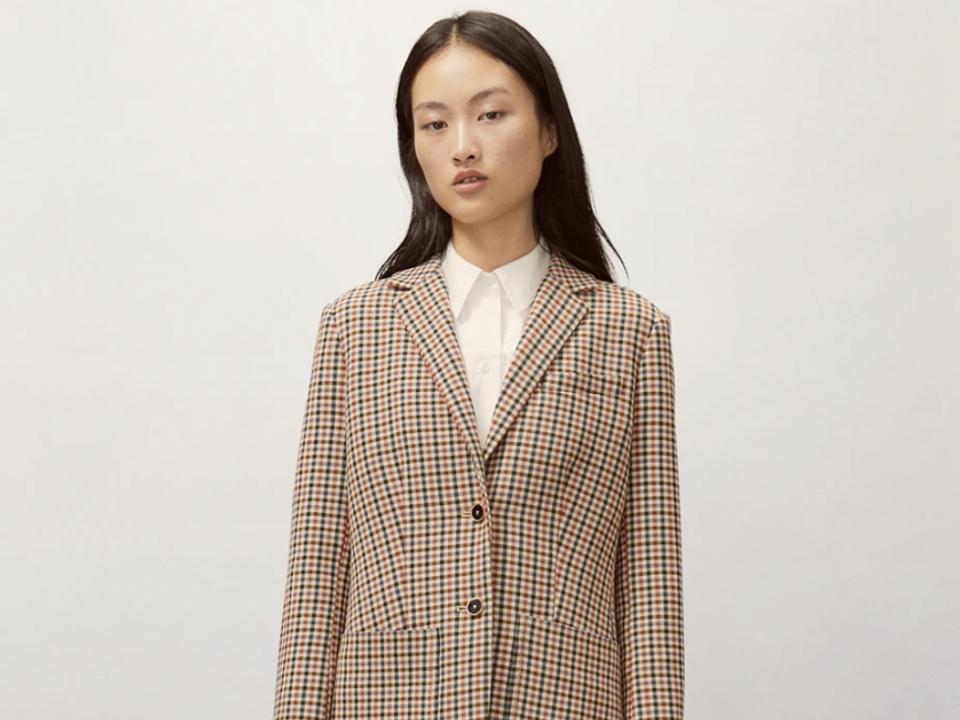 best women's power suits for fall.