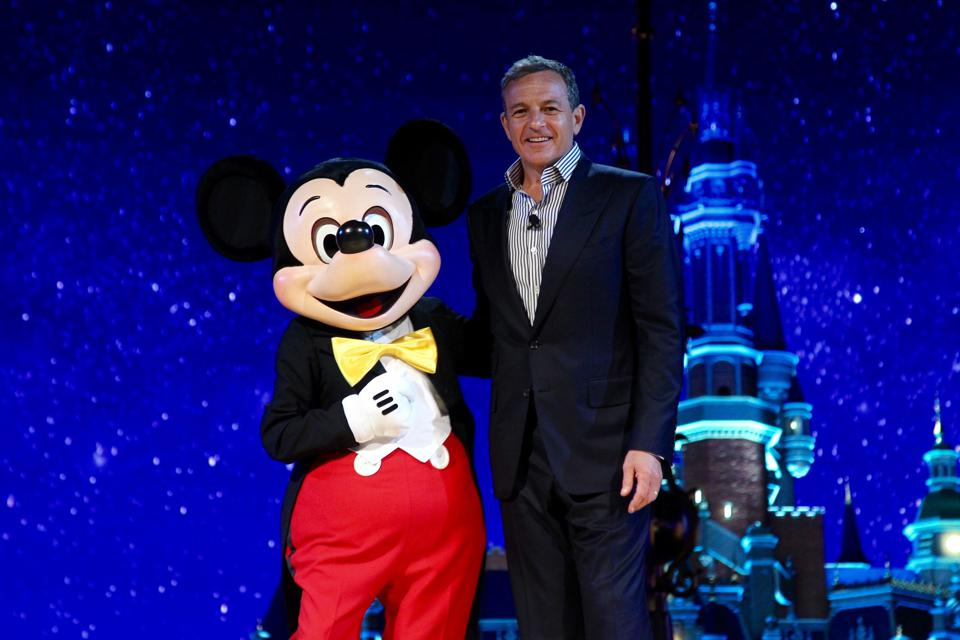 """CEOs such as Disney's Robert """"Bob″ Iger are frequently criticized for earning too much."""