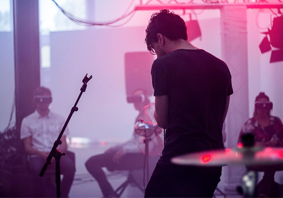 Miro Shot Explores The Future Of Live Music With VR