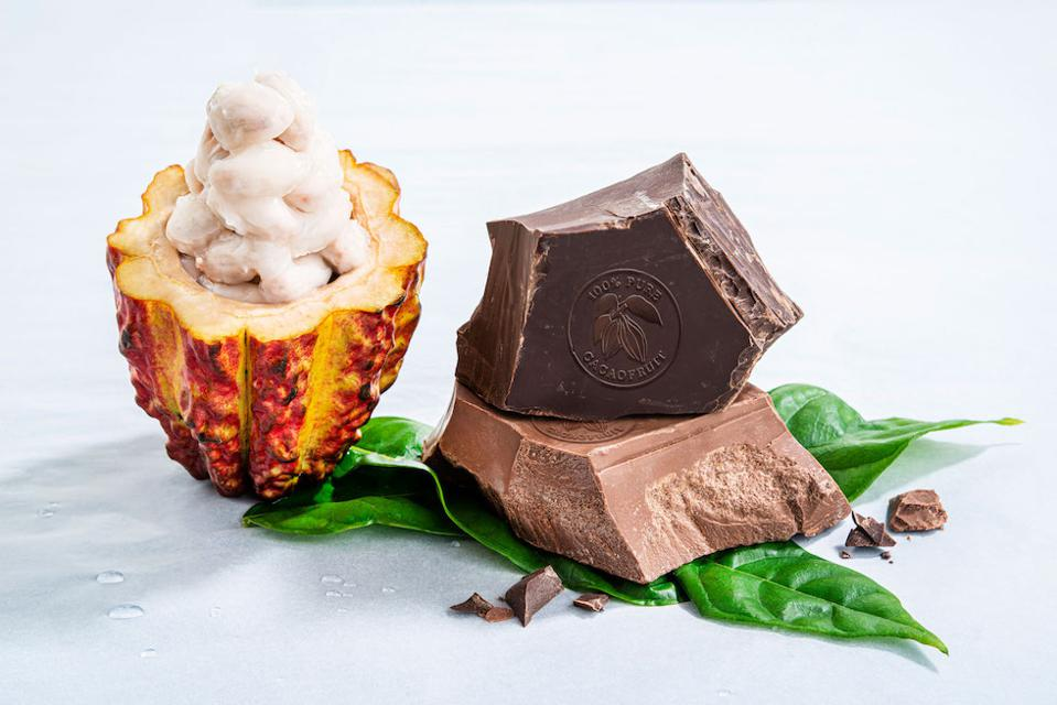 Barry Callebaut Unveils World's First Chocolate Made With Entire Cacao Fruit
