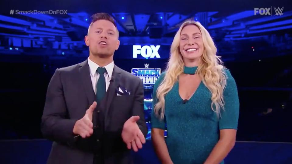 SmackDown's Stealth Fox Debut Didn't Answer Any Ratings Questions