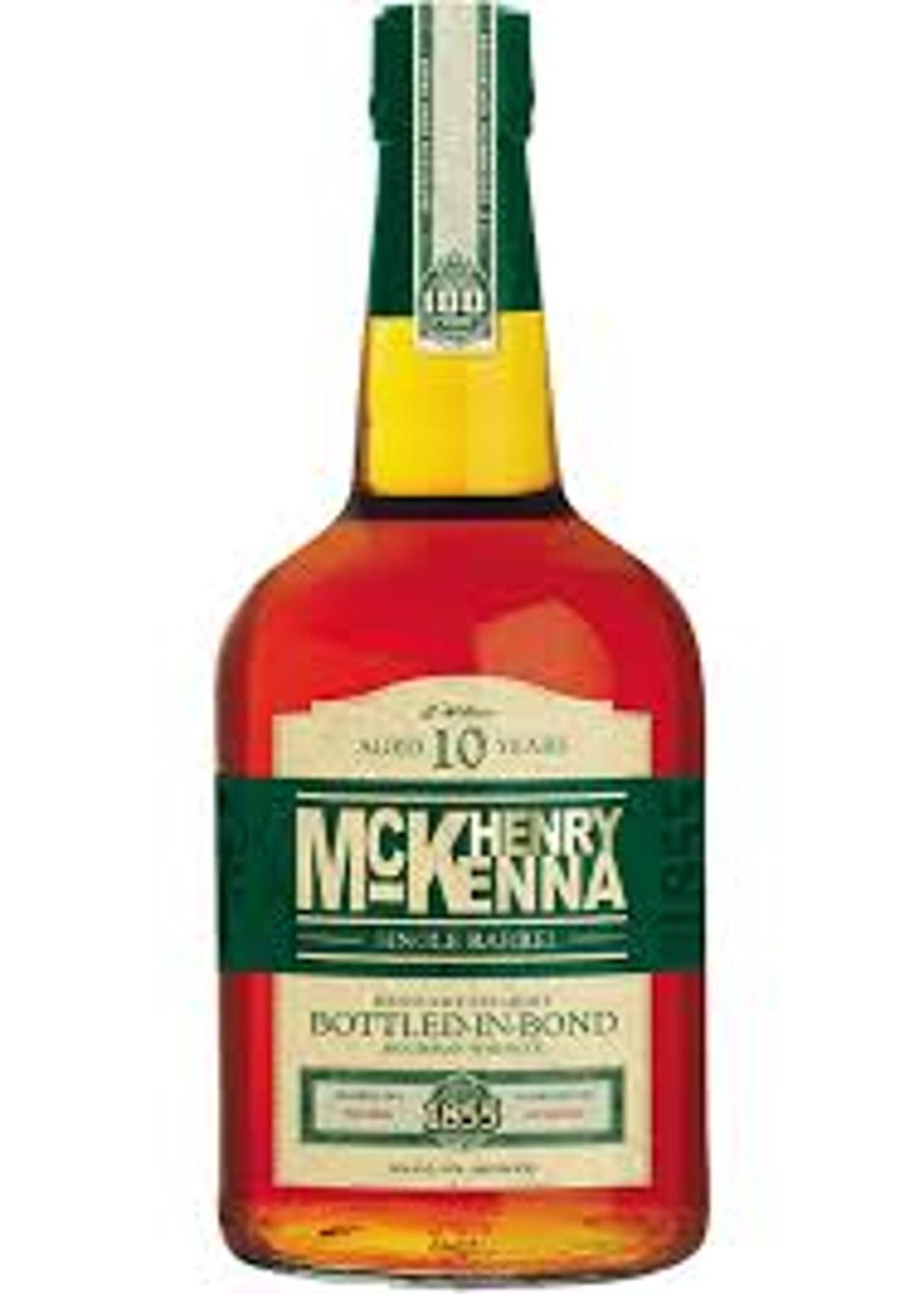 Henry McKenna Bourbon