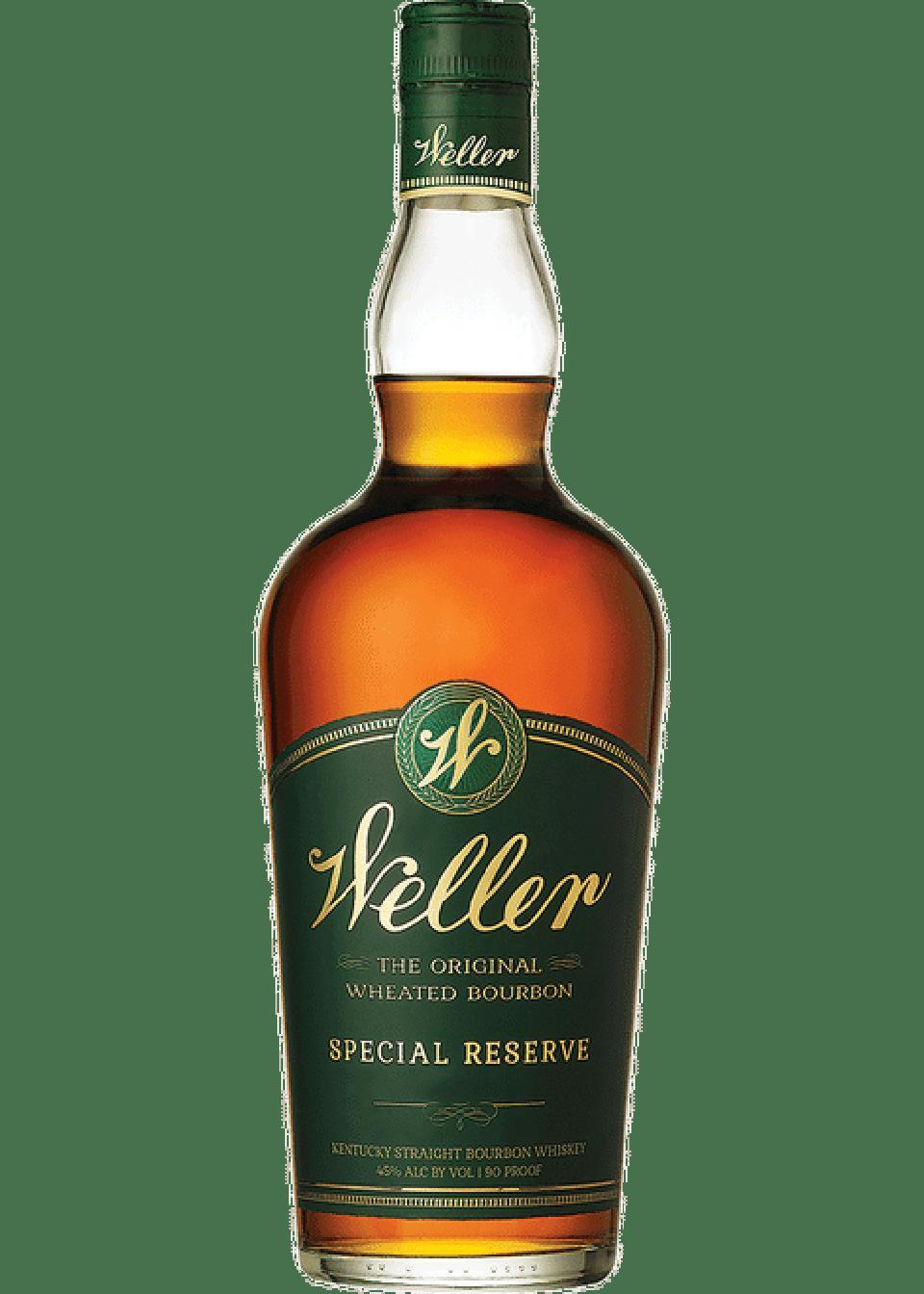 W. L. Weller Bourbon