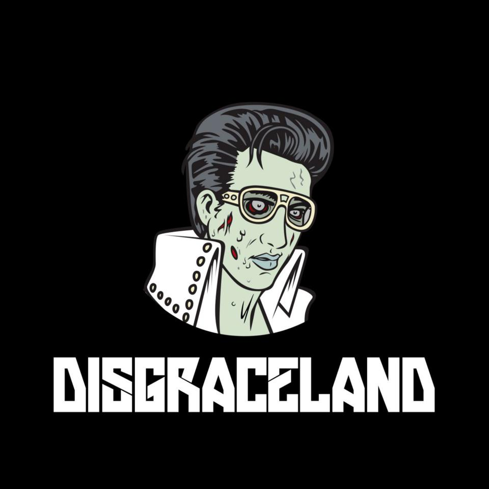 Disgraceland Podcast Logo