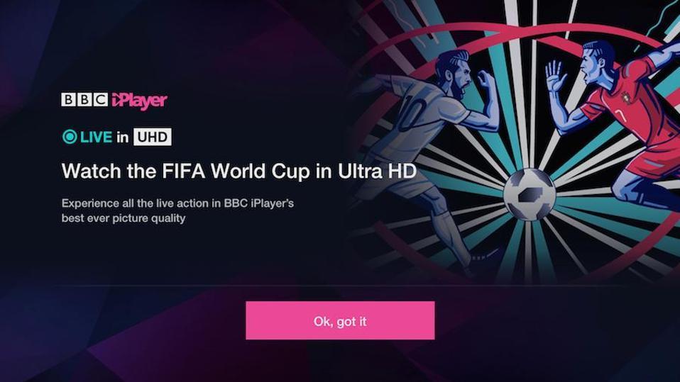 BBC World Cup 4K Promo