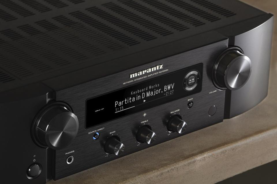 Marantz Introduces New Amplifier That Can Stream Almost Anything