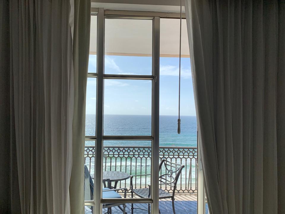 RC Cancun view