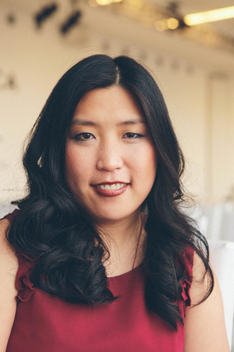 Yao Huang, VC, entrepreneur, Wonder Women Dinner series founder