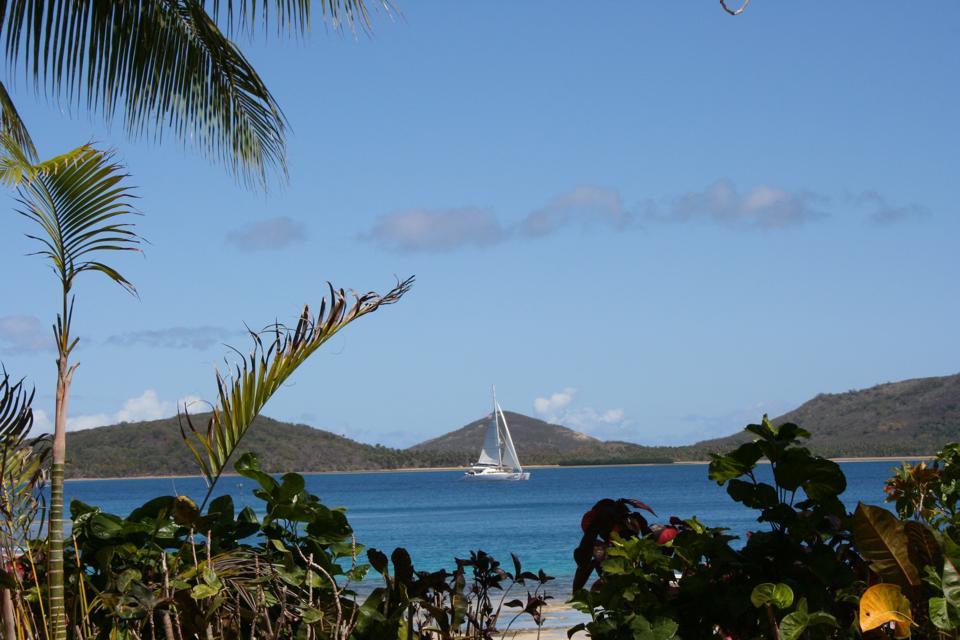 Fiji.  Turtle Island.  South Pacific.