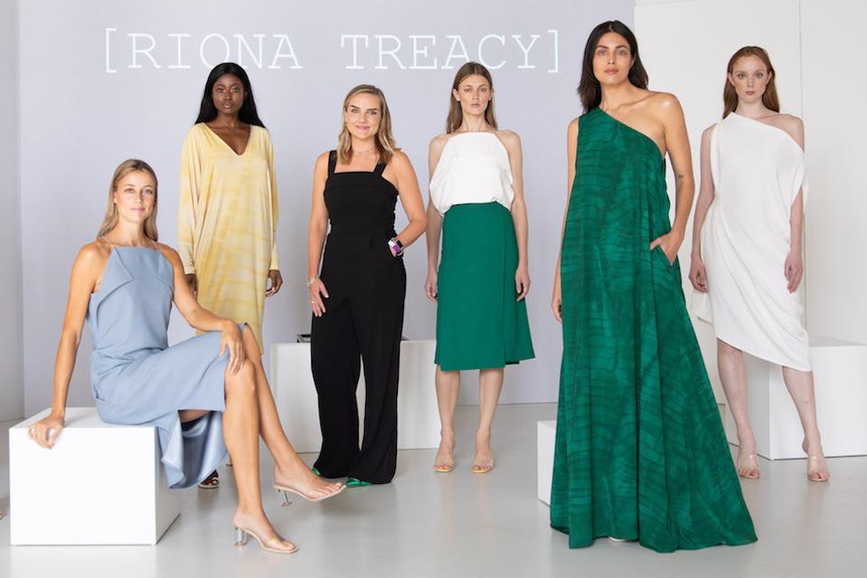 London Fashion Week Spring Summer 2020  - Riona Treacy