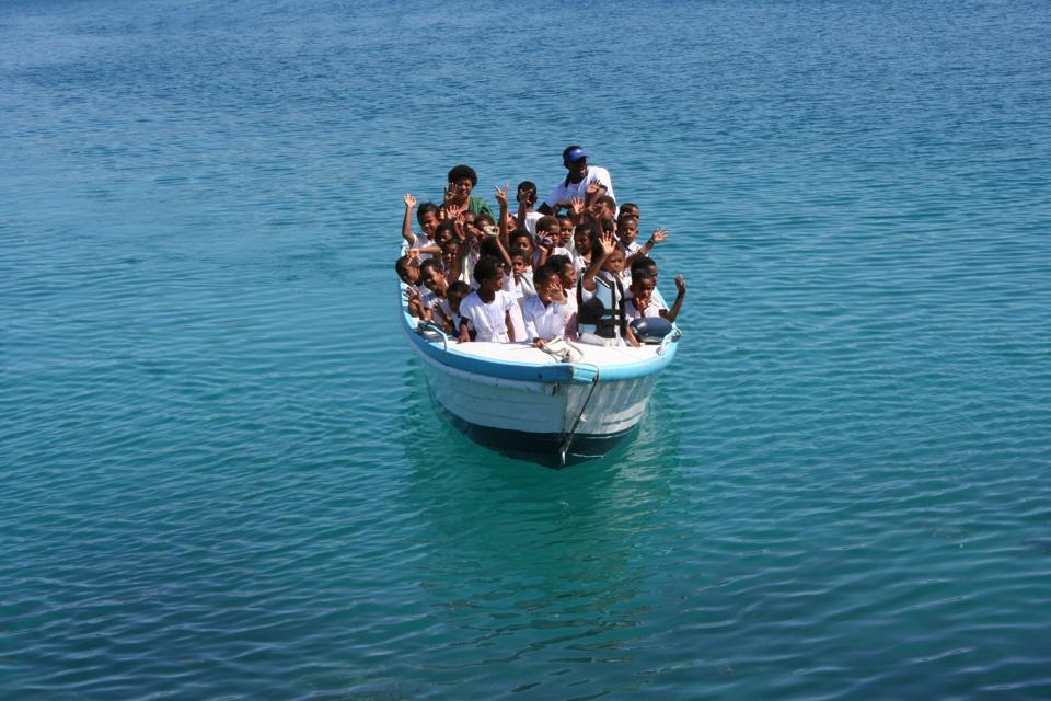Turtle Island.  Fiji.