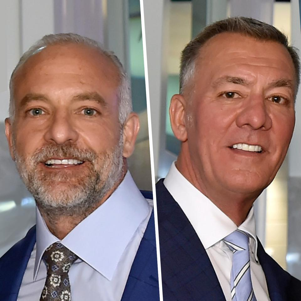 Frank and Lorenzo Fertitta