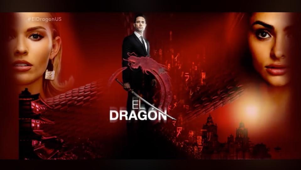 Univision Premieres Original Series 'El Dragón' Starring